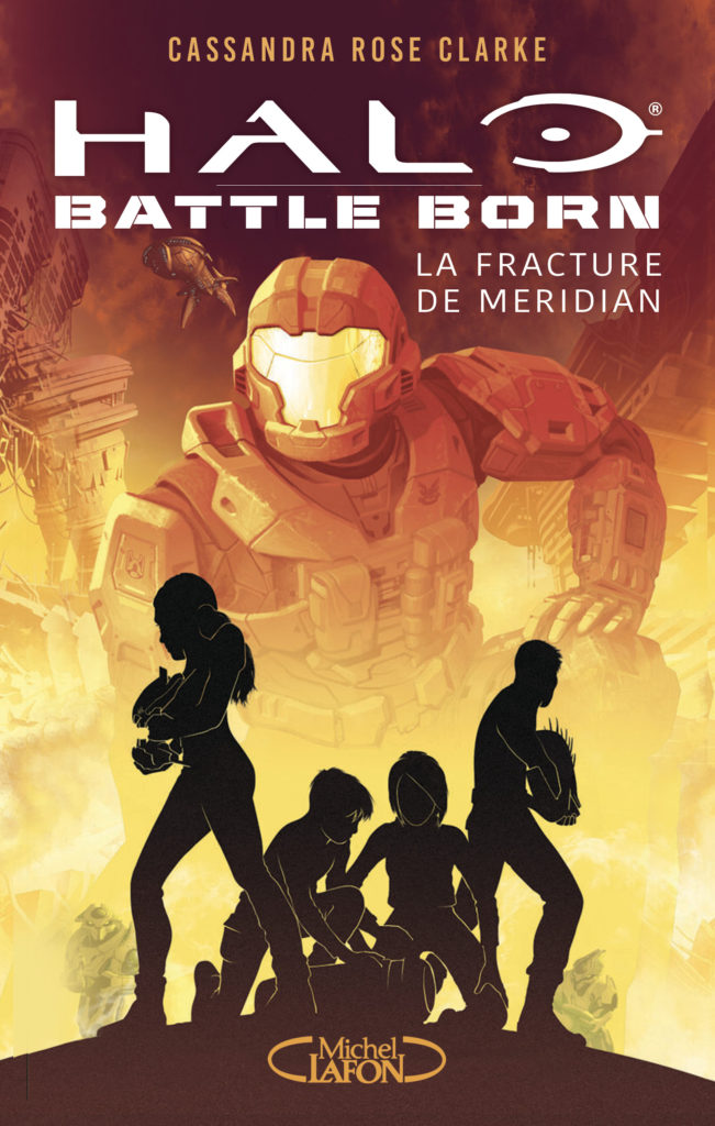 HALO : Battle born - Tome 2