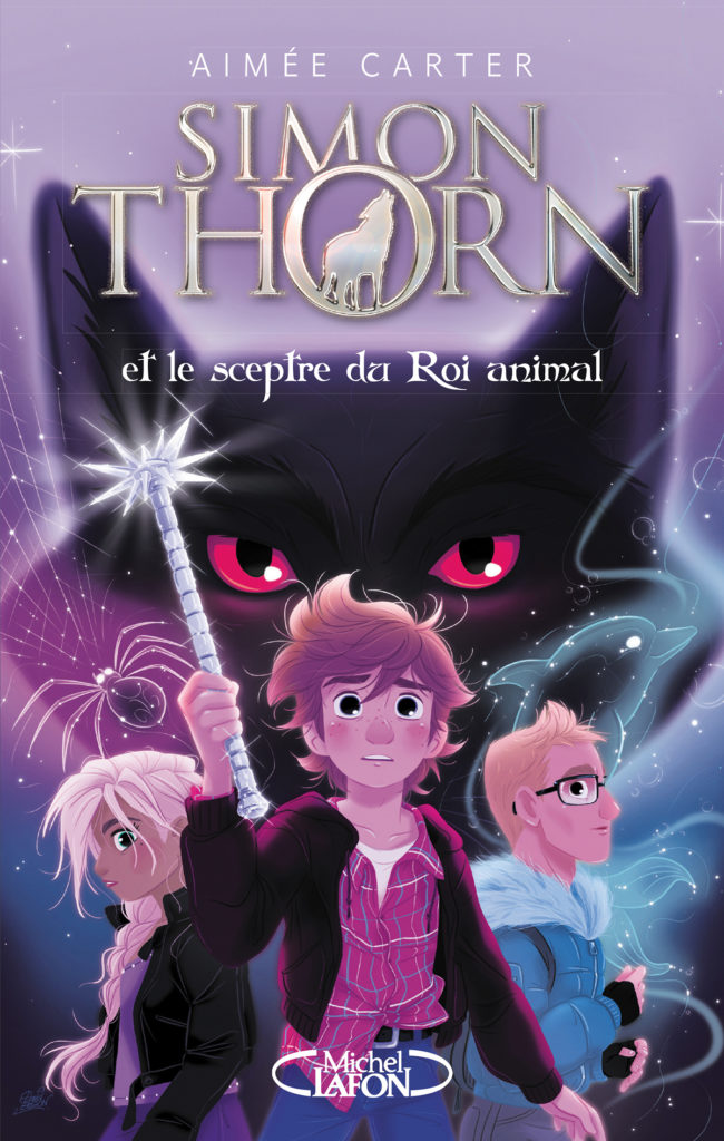 Simon Thorn et le spectre du Roi animal